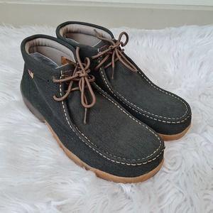 NEW Twisted X Work Boot Steel Toe Chukka